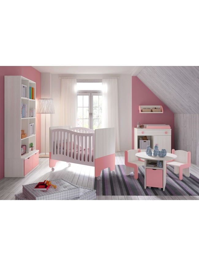 Chambre bebe fille tunisie - Chambre mansardee fille ...