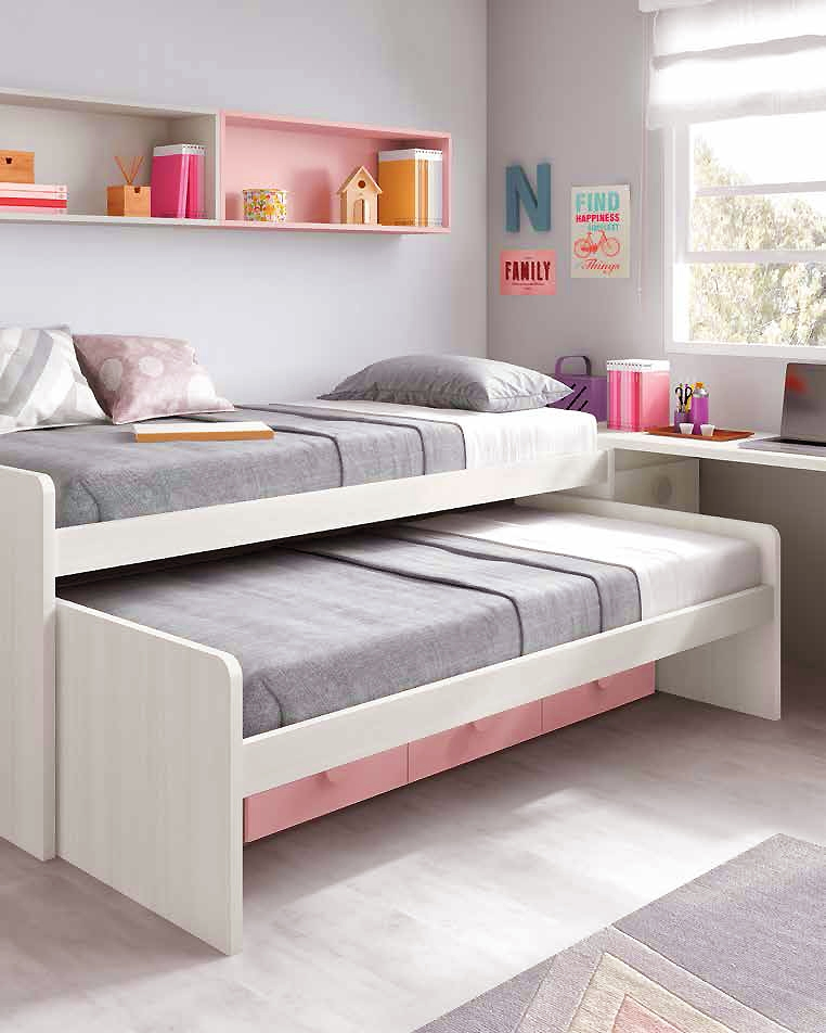 lit petite fille but best ambiance rose pastel pour une chambre duado with lit petite fille but. Black Bedroom Furniture Sets. Home Design Ideas