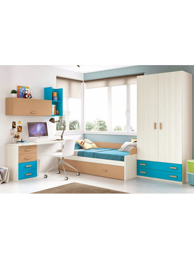chambre enfant compl te collection prix c lin so nuit. Black Bedroom Furniture Sets. Home Design Ideas
