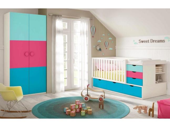 lit volutif pour fille et gar on prix so doux so nuit. Black Bedroom Furniture Sets. Home Design Ideas
