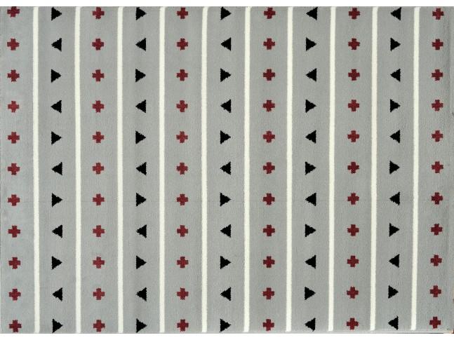 Tapis enfant PATTERN MULTI en acrylique 2 formats - LORENA CANALS