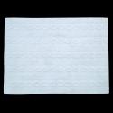 Tapis enfant TRENZAS bleu soft en coton lavable 120x160cm / 80x120cm- LORENA CANALS