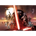 Poster XXL Star Wars EP7 - Panoramique - KOMAR
