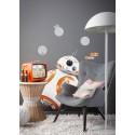 Stickers muraux Star Wars Droide BB-8 - KOMAR
