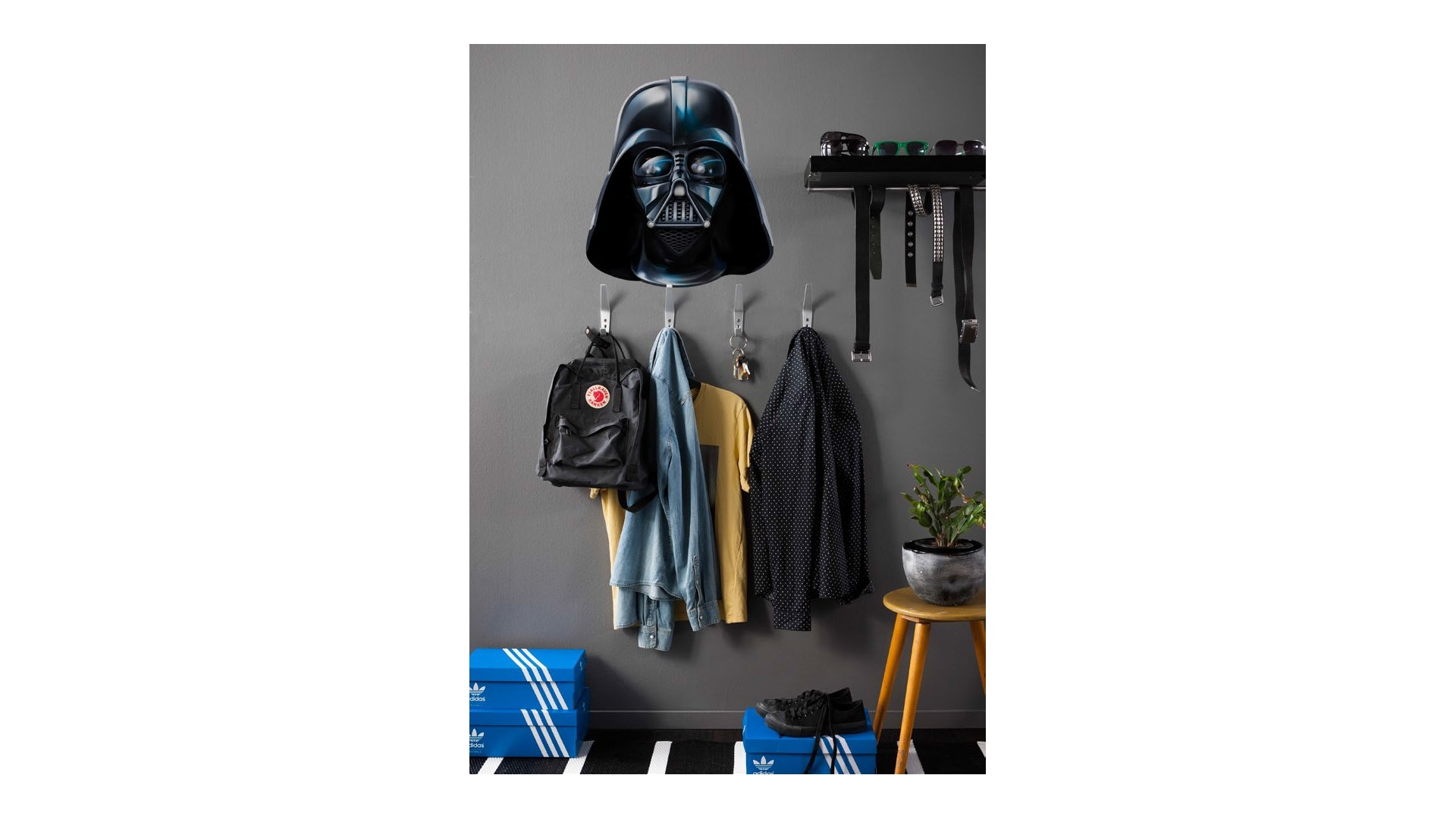 Stickers muraux Star Wars Dark Vador - KOMAR