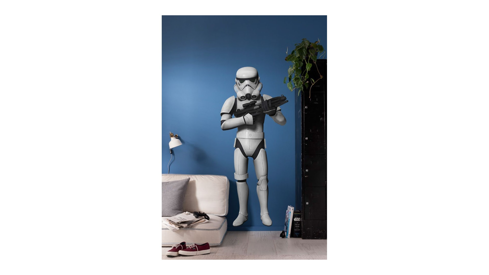Stickers muraux Star Wars Stormtrooper - KOMAR
