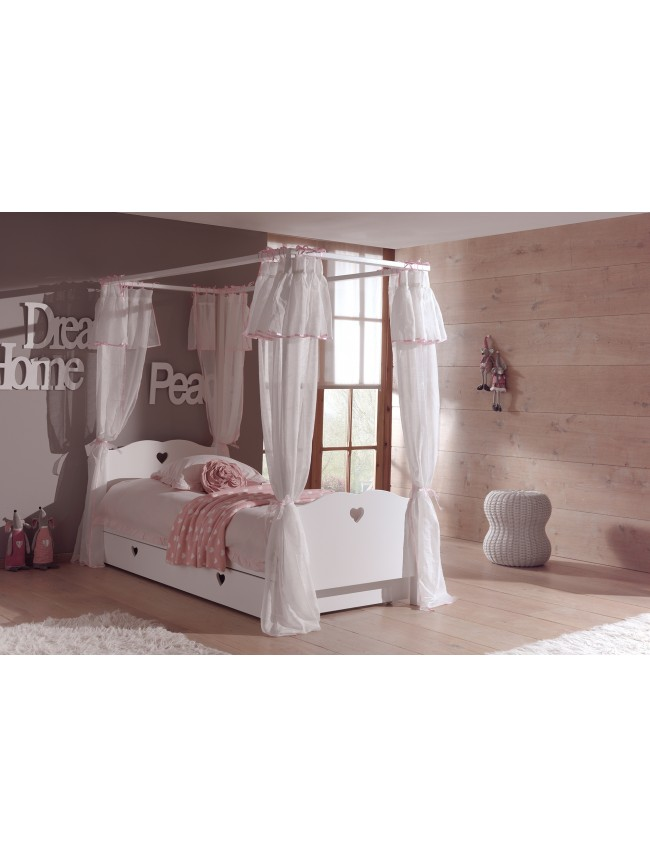 lit enfant fille gar on collection prix c lin so nuit. Black Bedroom Furniture Sets. Home Design Ideas