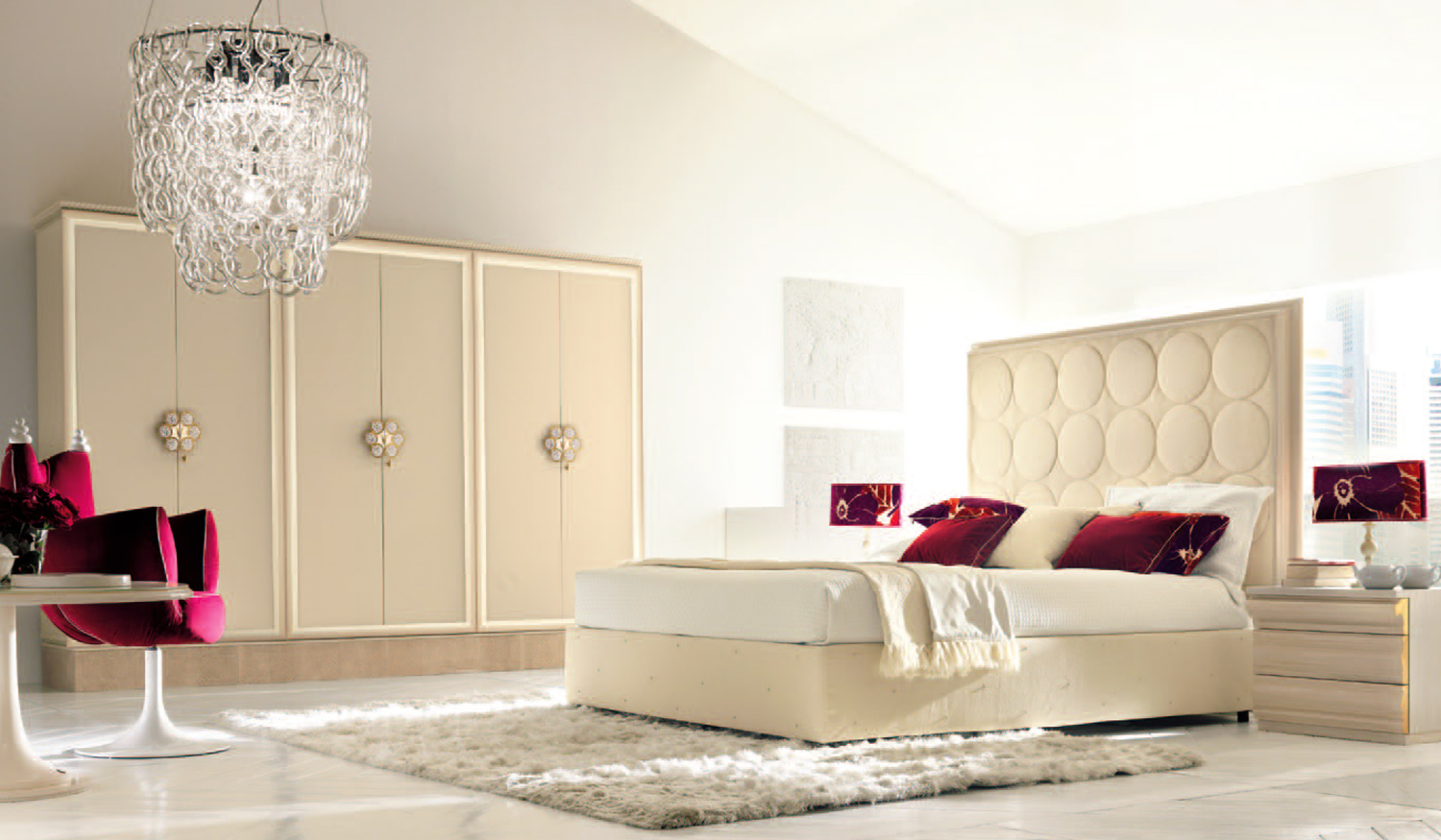 Chambre princesse adulte for Feng shui chambre adulte