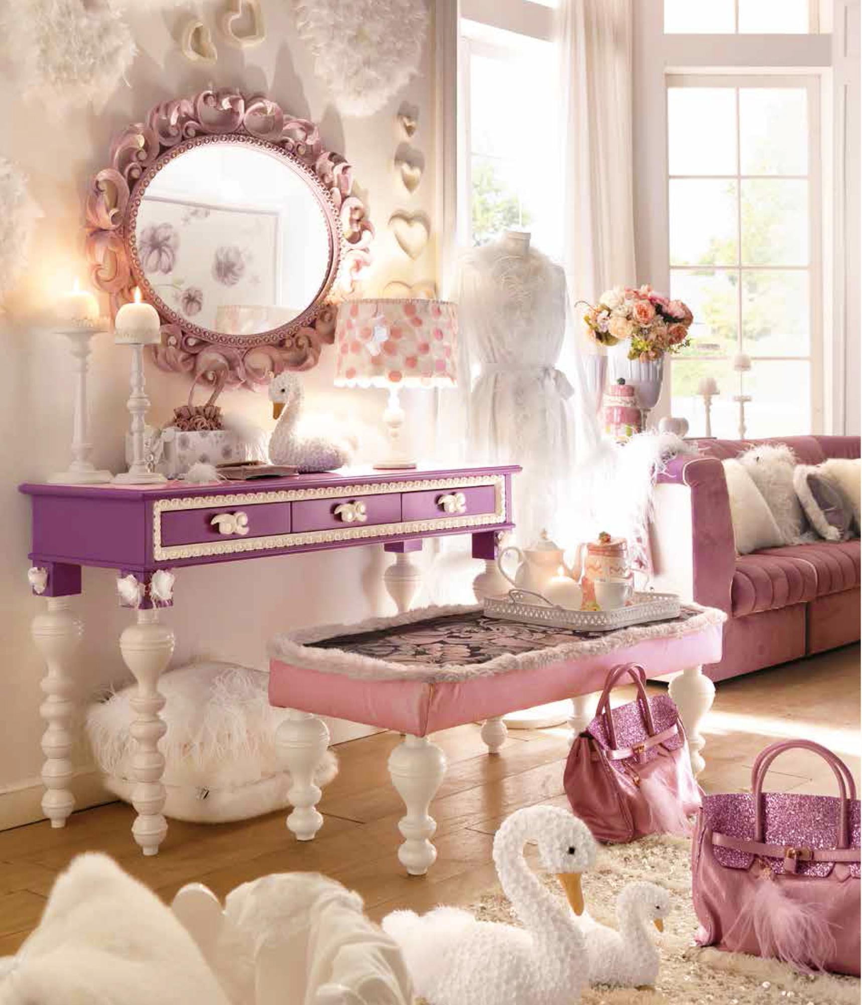 Opter une chambre ado fille sur mesure: c'est pas plus cher!