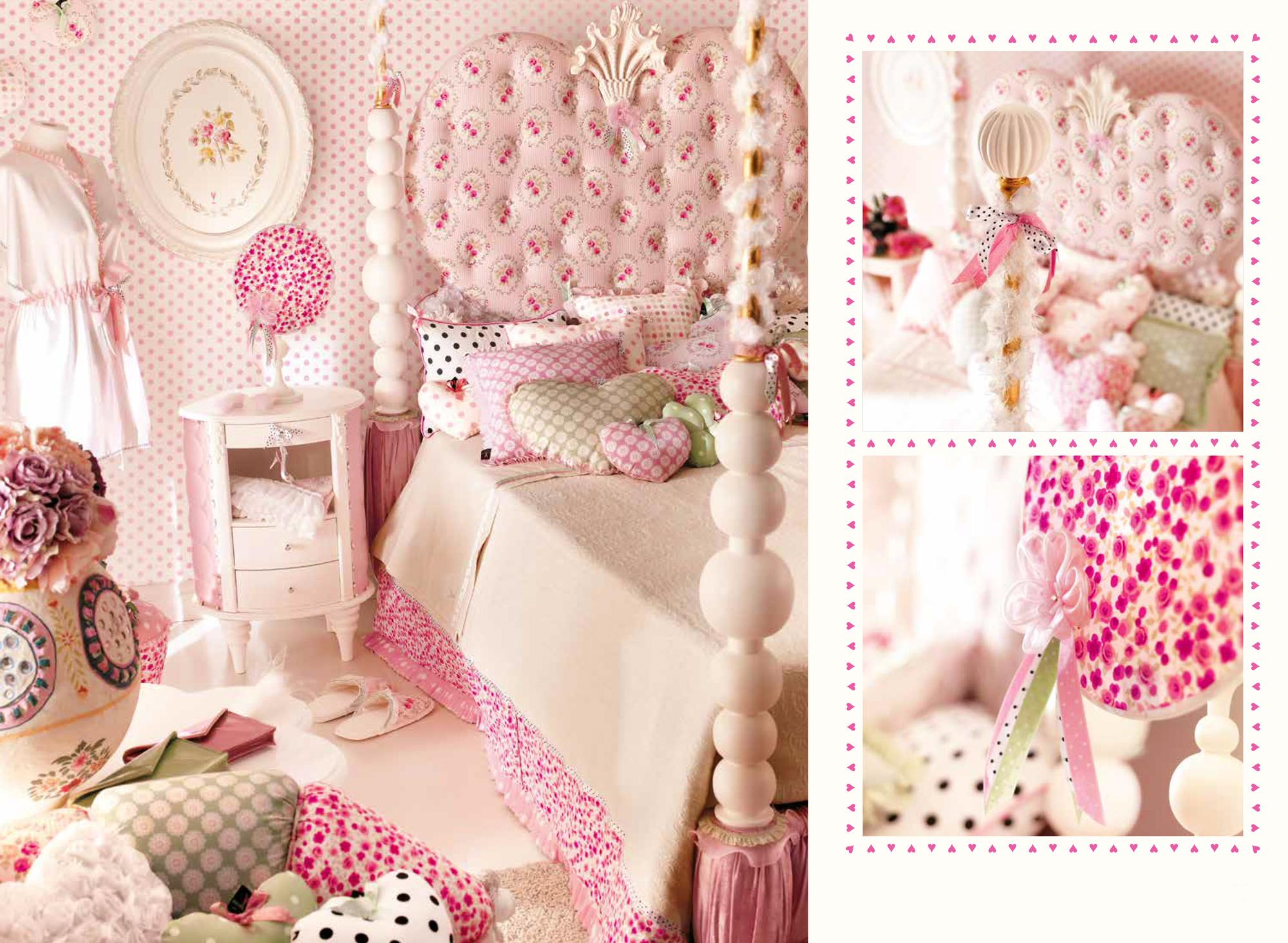 ment aménager une chambre fille avec un lit princesse