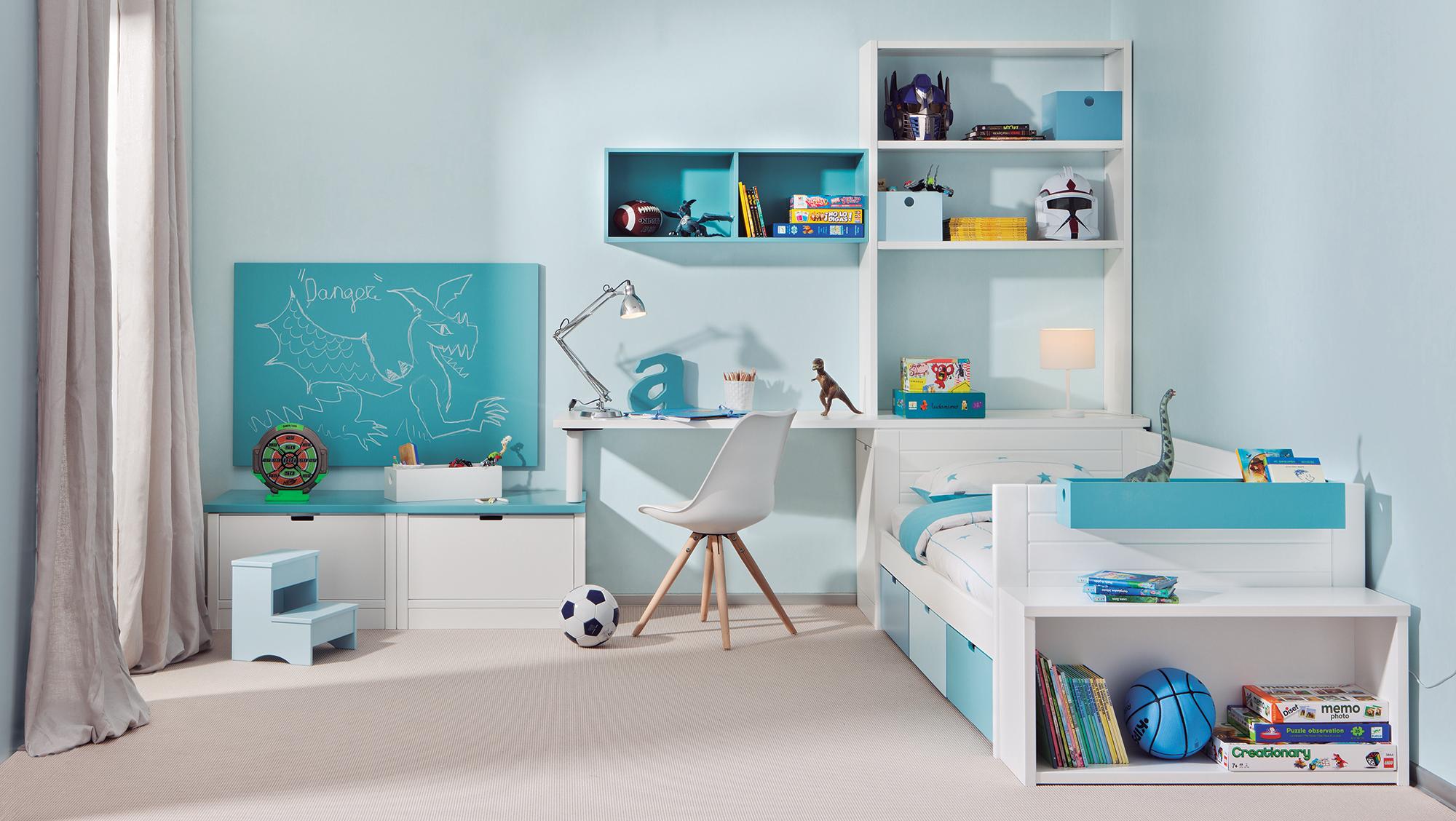 rangement chambre enfant facile pratique tous les conseils. Black Bedroom Furniture Sets. Home Design Ideas