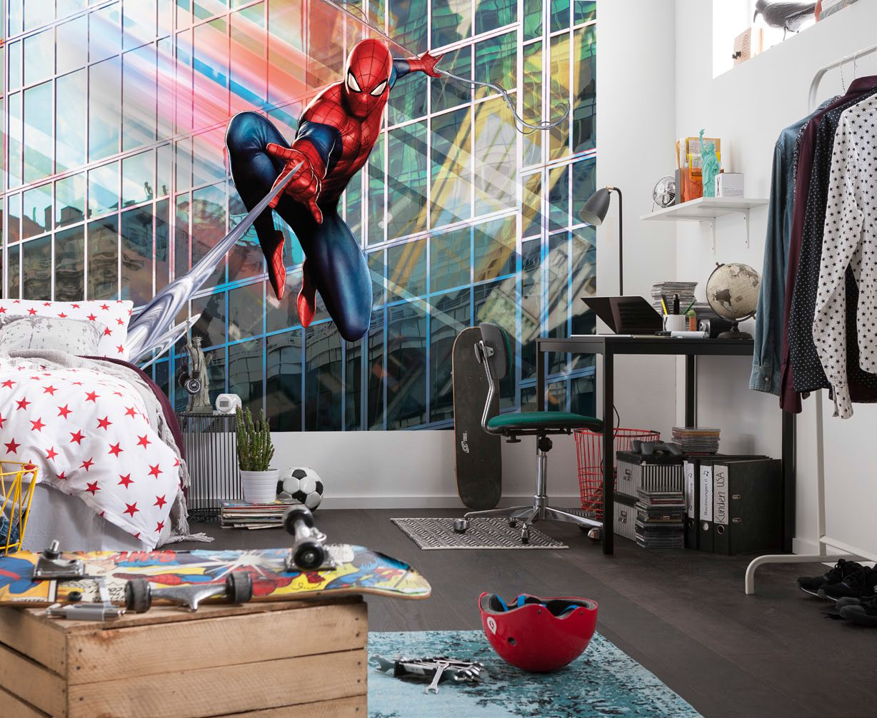 Deco chambre avengers affordable cool chambre garcon avengers strasbourg with deco chambre new - Deco chambre avengers ...