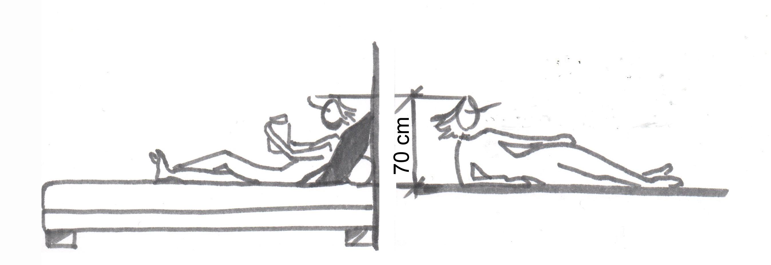 lit mezzanine hauteur sous plafond la hauteur sous plafond permet dinstaller une grande tagre. Black Bedroom Furniture Sets. Home Design Ideas
