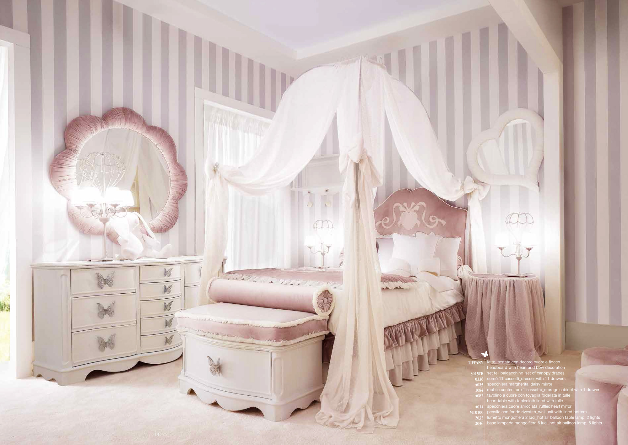 Modele Chambre Fille