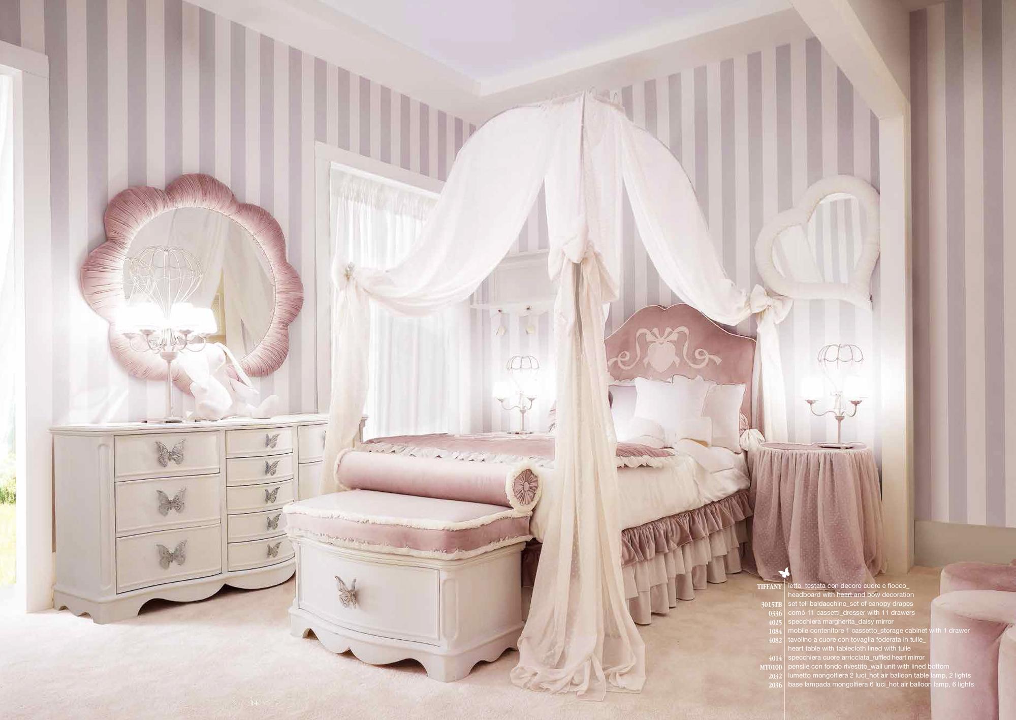 stunning chambre fille romantique ideas. Black Bedroom Furniture Sets. Home Design Ideas