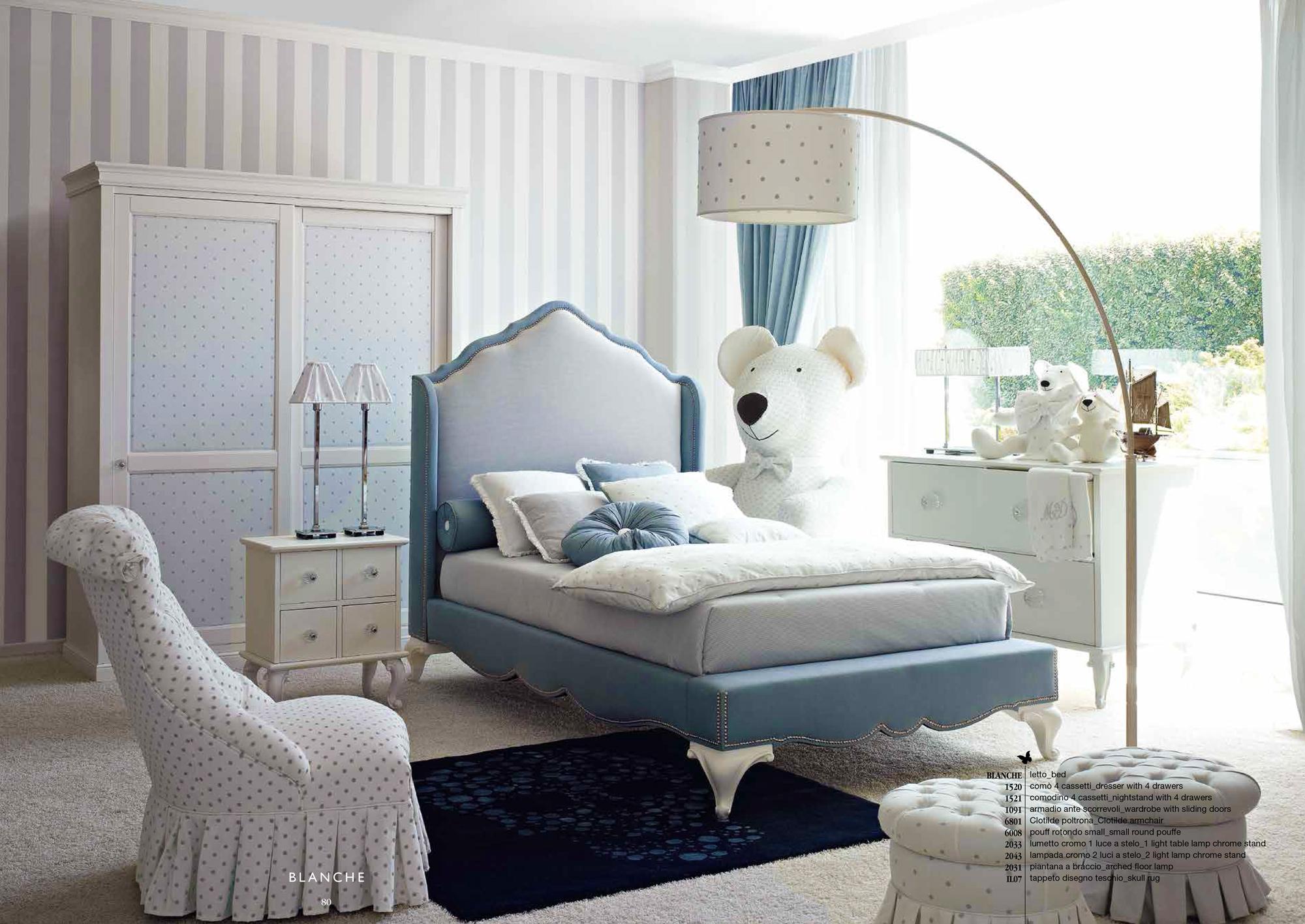 Chambre Fille Style Romantique : Chambre fille style romantique