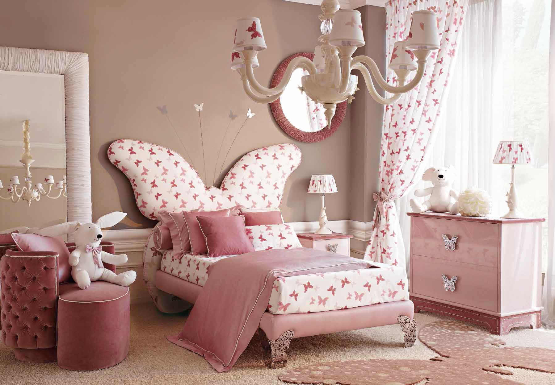 Toutes les inspirations pour cr er une deco chambre fille for 6 cuartos decorados con estilo