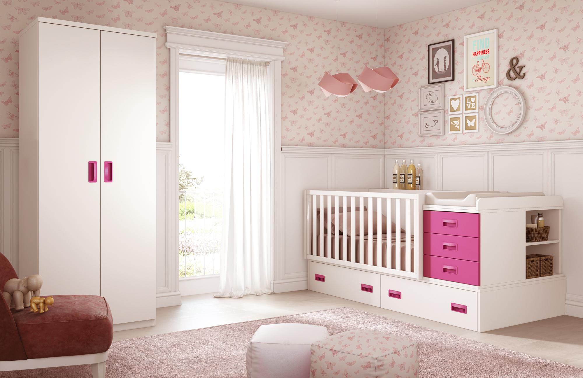 Comment pr parer votre enfant partager sa chambre de fille for Chambre a partager