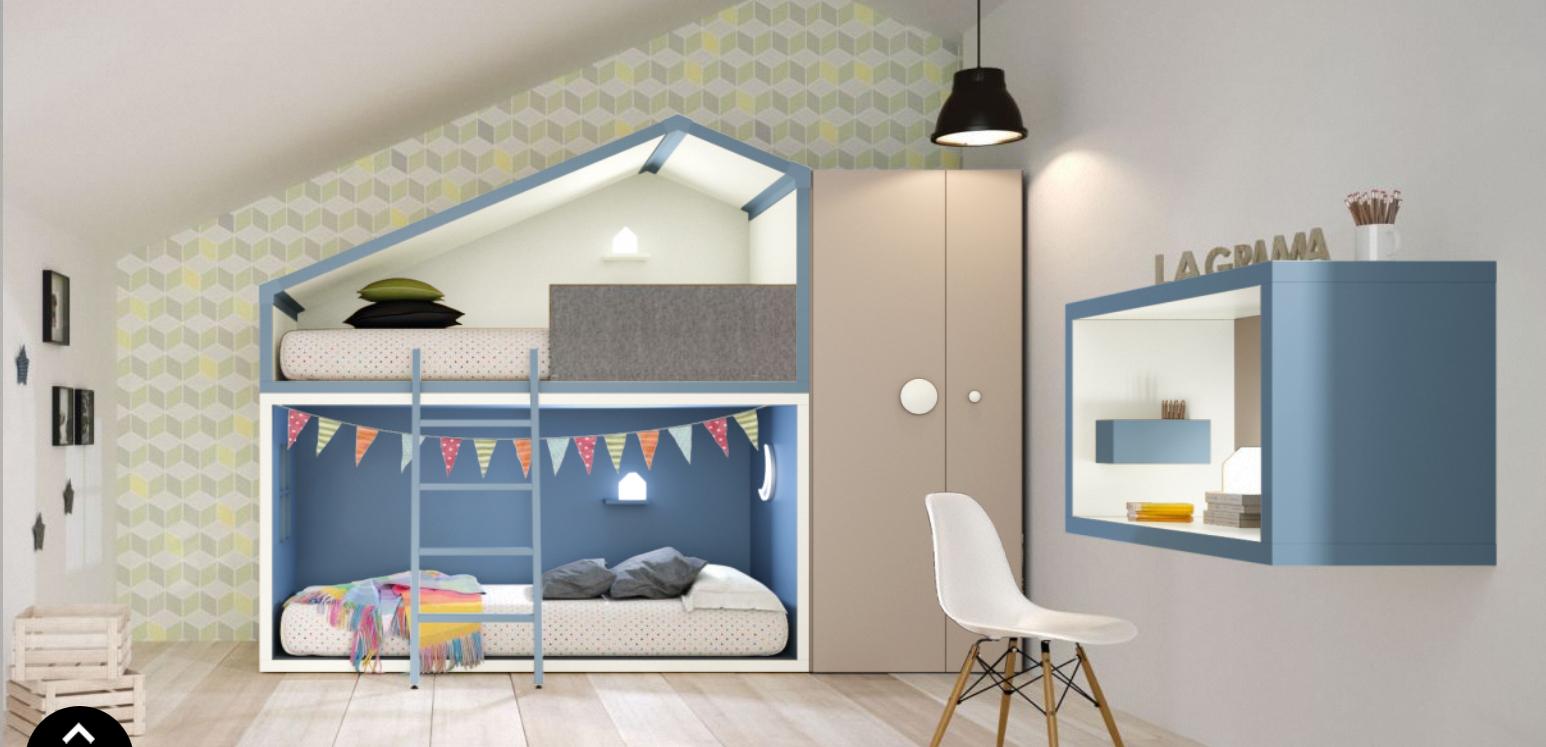 Le lit cabane enfant le r ve de tous les petits aventuriers for Plus belle chambre du monde