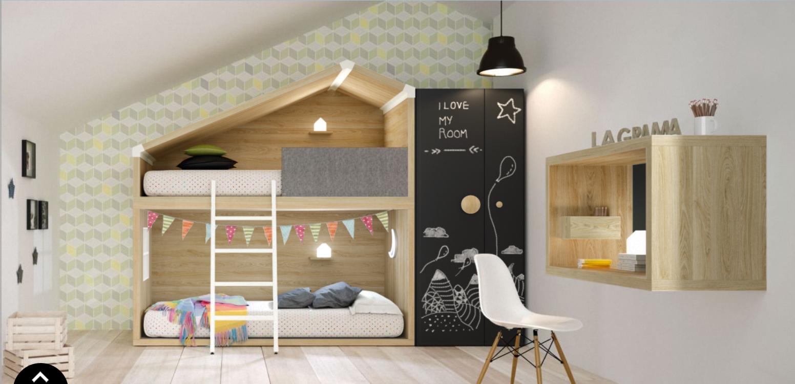 le lit cabane enfant le r ve de tous les petits aventuriers. Black Bedroom Furniture Sets. Home Design Ideas