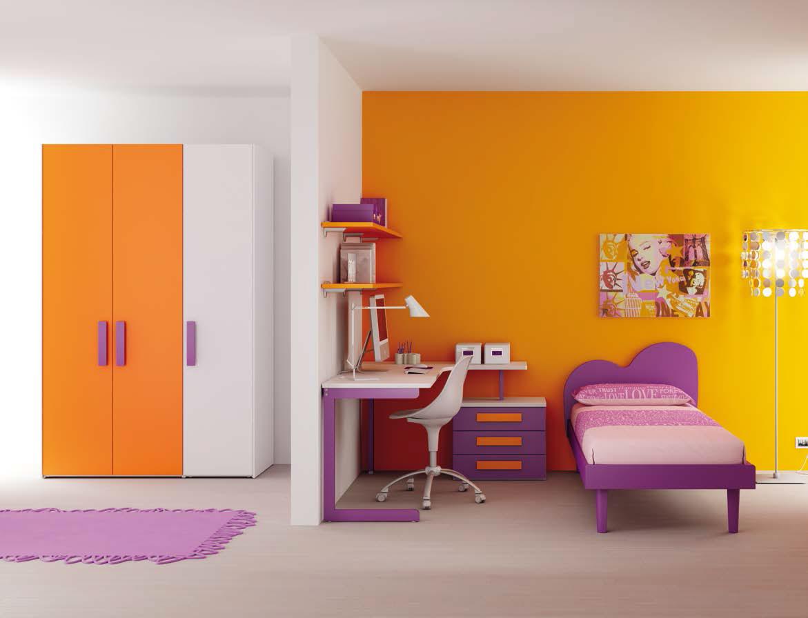 Idée déco chambre enfant : un sol pratique, fun et original